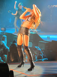 Майли Сайрус, фото 1595. Miley Cyrus Concert in Melbourne at Rod Laver Arena on June 23, 2011, photo 1595