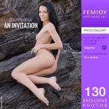 FemJoy.com 2017 03 29 Sapphira An Invitation