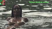 Ciomara Morais nua no filme Ilha dos Cães