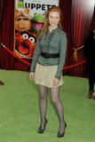 Молли Куинн, фото 109. Molly Quinn 'The Muppets' Los Angeles Premiere at the El Capitan Theatre on November 12, 2011 in Hollywood, California, foto 109