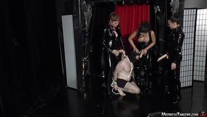 Mistress Tangent: Triple Threat