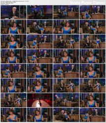 Jennifer Grey ~ The Tonight Show with Jay Leno 11/5/10 (HDTV)