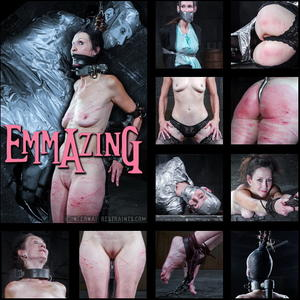 INFERNAL RESTRAINTS: Sep 18, 2015: Emmazing | Emma