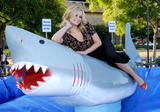 "Sara Paxton @ ""Shark Night 3D"" VIP Party in San Diego 