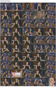 Evangeline Lilly - Jimmy Kimmel Live - 5/9/2007