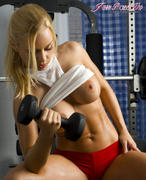 Jenny Poussin - Naughty workoutg1845c9fnx.jpg