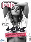 Courtney Love in Pop, November 2006