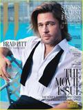 Brad Pitt W Magazine February 2012
