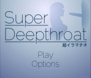 Konashion - Juego flash Super DeepThroat OX32