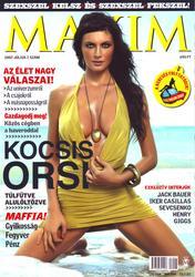 Maxim Magazine (2007) Hungary