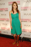 Sara Bareilles - Cosmopolitan Honors John Mayer As Fun Fearless Male Of The Year March 3, 2008