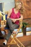 JoJo in tight jeans at The CW 11 Morning Show