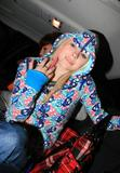 Аврил Лавин, фото 3120. Avril Lavigne shows her GinchGonch men's underwear arriving at Quitte Villas -Dec 21, foto 3120